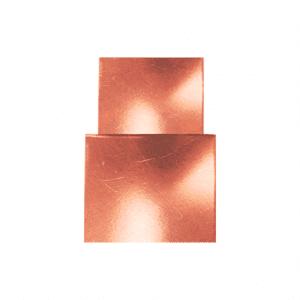 Redukcja kwadratowa - Miedź