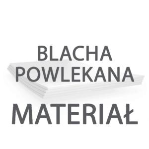 Blacha powlekana