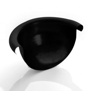 Denko okrągłe ozdobne Patyna Black Tytan Cynk – 80,105,127,153,192