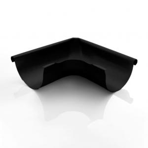 Narożnik wewnętrzny - Black Patyna Tytan Cynk - 90°