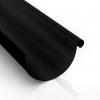 Rynna tytanowo cynkowa - czarna patyna
