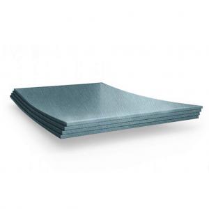 Arkusz blachy - Grubość 0,65 mm | Szerokość 1000 mm | Długość 2000 mm - Tytan Cynk Metzink Blue