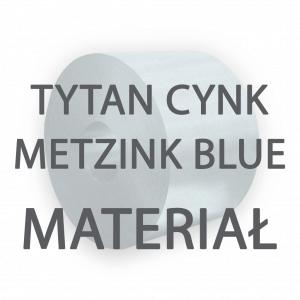 Tytan Cynk Metzink Blue