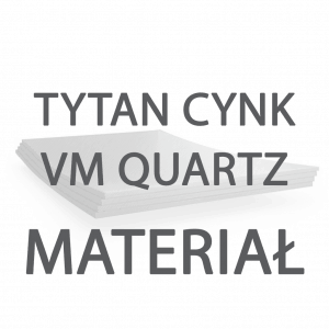 Tytan Cynk VM Quartz