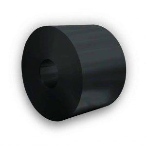 Rolka blachy - Schiefergrau (Grafit) Patyna Tytan Cynk - Szerokość 1000 mm - Grubość 0,65 mm