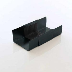 Dylatacja kwadratowa - Schiefergrau (Grafit) Patyna Tytan Cynk