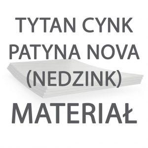 Tytan Cynk Patyna Nova (NedZink)