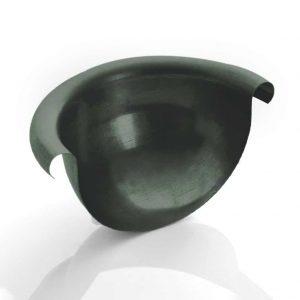 Denko okrągłe ozdobne Tytan Cynk Rheinzink Blaugrau – 80,105,127,153,192