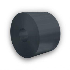 Rolka blachy - Grubość 0,7 mm | Szerokość 1000 mm - Aluminium - RAL 7016