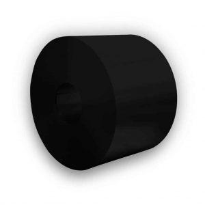 Rolka blachy - Grubość 0,7 mm | Szerokość 1000 mm - Aluminium - RAL 9005