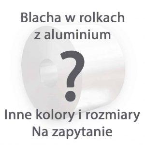Rolka blachy aluminiowej - Inne kolory i rozmiary - Dostępne na zapytanie