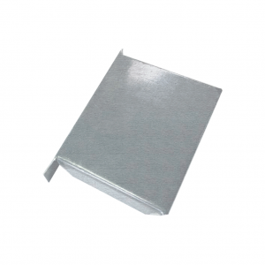 Denko kwadratowe płaskie Ocynk – 85, 100, 120, 150