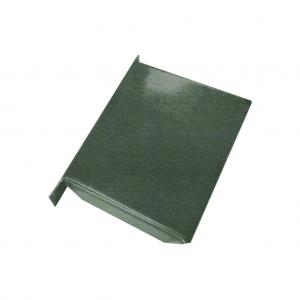 Denko kwadratowe płaskie Tytan Cynk Rheinzink Blaugrau – 85, 100, 120, 150