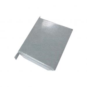 Denko kwadratowe płaskie Tytan Cynk – 85, 100, 120, 150