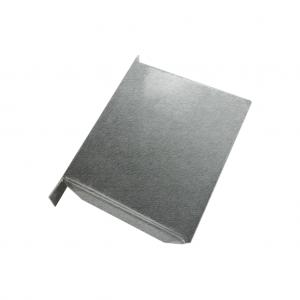 Denko kwadratowe płaskie Tytan Cynk Vm Zinc Quartz – 85, 100, 120, 150